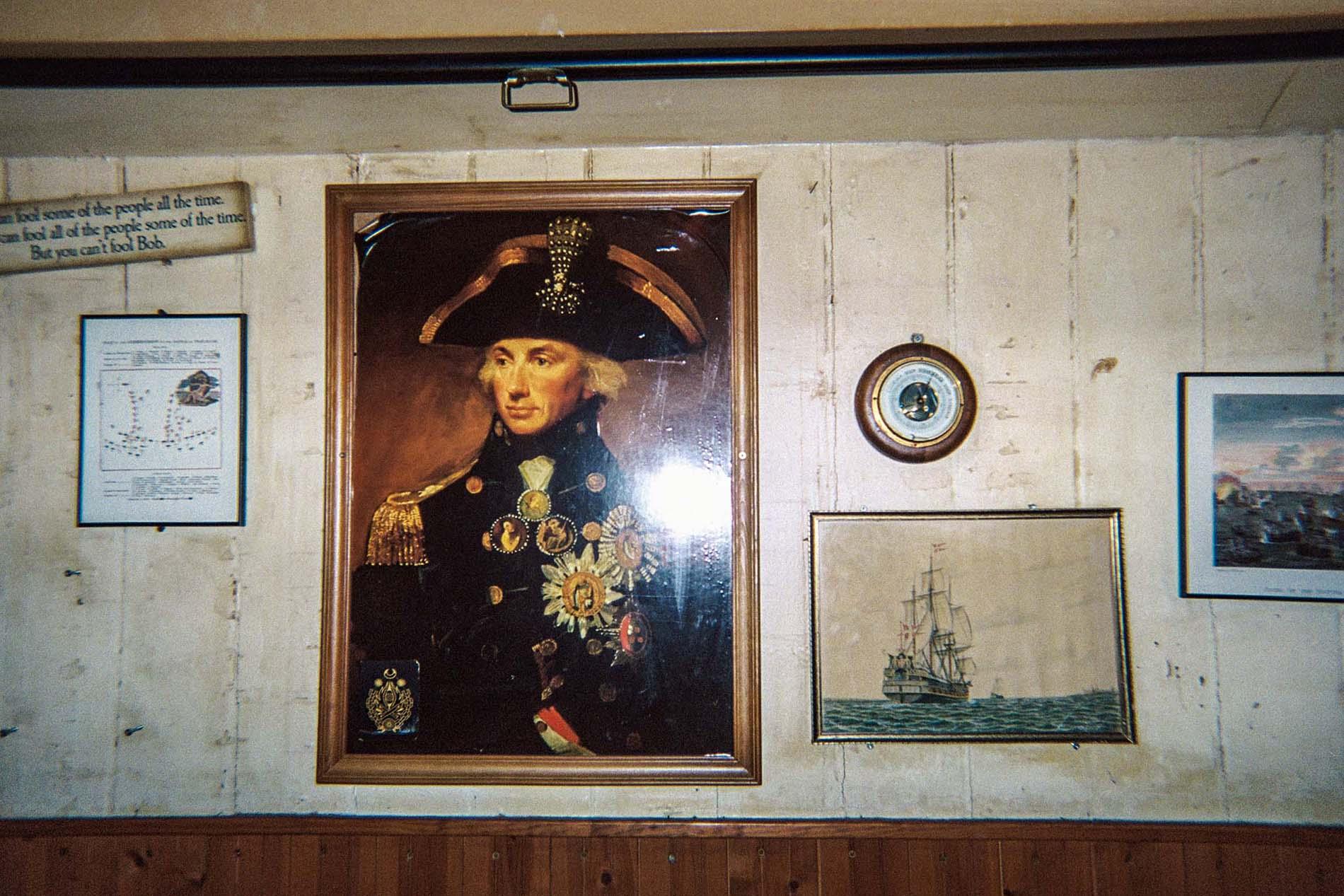 Lord Nelson, Copenhagen